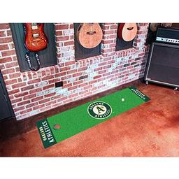 Click here to learn more about the Oakland Athletics Putting Green Runner.