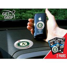 Click here to learn more about the Oakland Athletics Get a Grip 2 Pack.