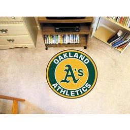 Click here to learn more about the Oakland Athletics Roundel Mat.