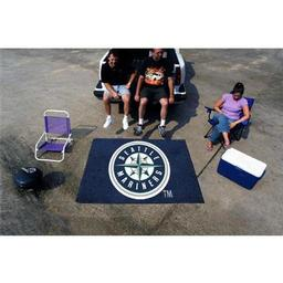 Click here to learn more about the Seattle Mariners Tailgater Rug 5''x6''.