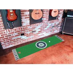 Click here to learn more about the Seattle Mariners Putting Green Runner.