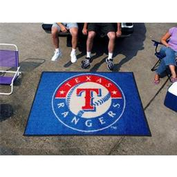 Click here to learn more about the Texas Rangers Tailgater Rug 5''x6''.