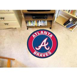 Click here to learn more about the Atlanta Braves Roundel Mat.