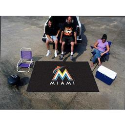 Click here to learn more about the Miami Marlins Ulti-Mat 5''x8''.