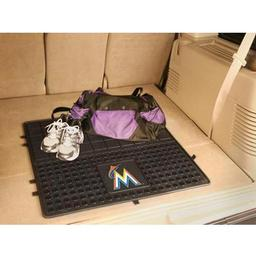Click here to learn more about the Miami Marlins Heavy Duty Vinyl Cargo Mat.