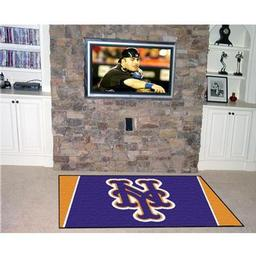 Click here to learn more about the New York Mets Rug 4''x6''.