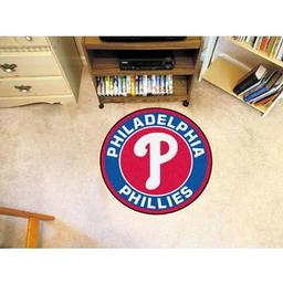 Click here to learn more about the Philadelphia Phillies Roundel Mat.