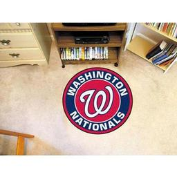 Click here to learn more about the Washington Nationals Roundel Mat.