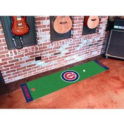 Click here to learn more about the Chicago Cubs Putting Green Runner.