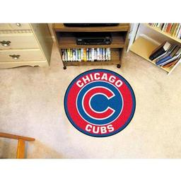 Click here to learn more about the Chicago Cubs Roundel Mat.