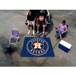 Click here to learn more about the Houston Astros Tailgater Rug 5''x6''.