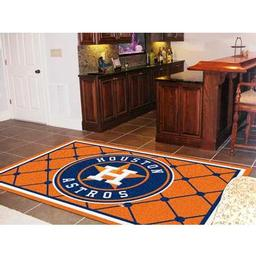 Click here to learn more about the Houston Astros Rug 5''x8''.