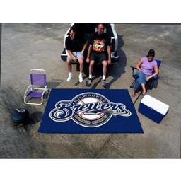 Click here to learn more about the Milwaukee Brewers Ulti-Mat 5''x8''.
