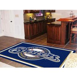 Click here to learn more about the Milwaukee Brewers Rug 5''x8''.