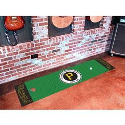 Click here to learn more about the Pittsburgh Pirates Putting Green Runner.