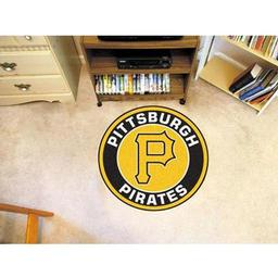 Click here to learn more about the Pittsburgh Pirates Roundel Mat.