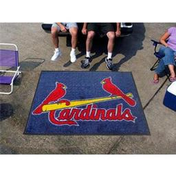 Click here to learn more about the St. Louis Cardinals Tailgater Rug 5''x6''.