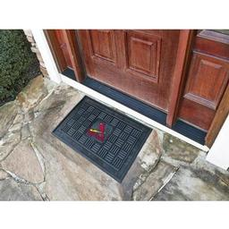 Click here to learn more about the St. Louis Cardinals Medallion Door Mat.
