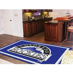 Click here to learn more about the Colorado Rockies Rug 5''x8''.