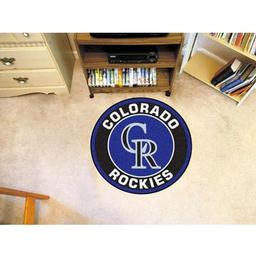 Click here to learn more about the Colorado Rockies Roundel Mat.
