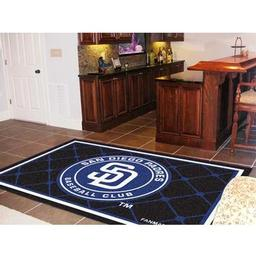 Click here to learn more about the San Diego Padres Rug 5''x8''.