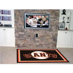 Click here to learn more about the San Francisco Giants Rug 4''x6''.