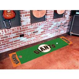Click here to learn more about the San Francisco Giants Putting Green Runner.