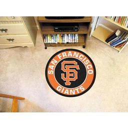 Click here to learn more about the San Francisco Giants Roundel Mat.