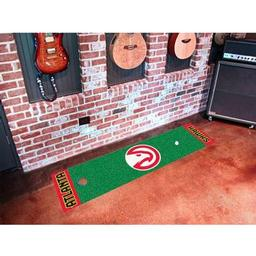 Click here to learn more about the Atlanta Hawks Putting Green Runner.
