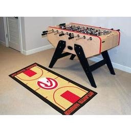 Click here to learn more about the Atlanta Hawks NBA Court Runner 24x44.