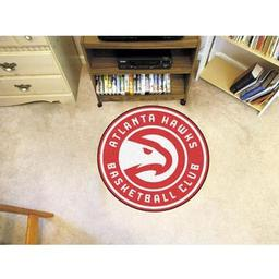 Click here to learn more about the Atlanta Hawks Roundel Mat.