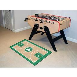 Click here to learn more about the Boston Celtics NBA Court Runner 24x44.