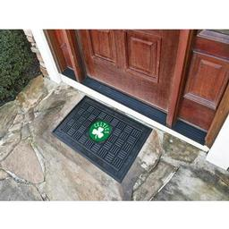 Click here to learn more about the Boston Celtics Medallion Door Mat.