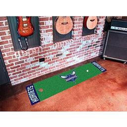 Click here to learn more about the Charlotte Hornets Putting Green Runner.
