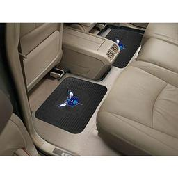 "Click here to learn more about the Charlotte Hornets Backseat Utility Mats 2 Pack 14""x17""."