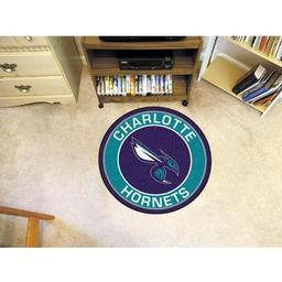 Click here to learn more about the Charlotte Hornets Roundel Mat.