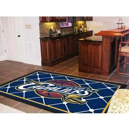 Click here to learn more about the Cleveland Cavaliers Rug 5''x8''.