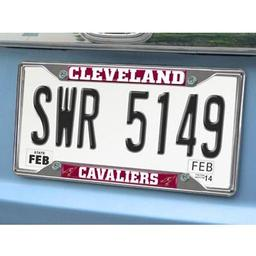 "Click here to learn more about the Cleveland Cavaliers License Plate Frame 6.25""x12.25""."