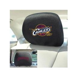 "Click here to learn more about the Cleveland Cavaliers Head Rest Cover 10""x13""."