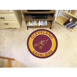 Click here to learn more about the Cleveland Cavaliers Roundel Mat.