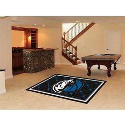 Click here to learn more about the Dallas Mavericks Rug 5''x8''.