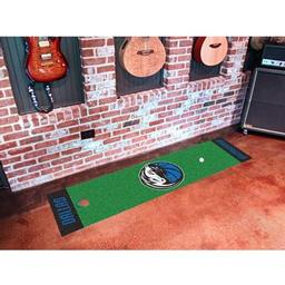 Click here to learn more about the Dallas Mavericks Putting Green Runner.