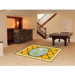 Click here to learn more about the Denver Nuggets Rug 5''x8''.