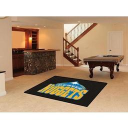 Click here to learn more about the Denver Nuggets Ulti-Mat 5''x8''.
