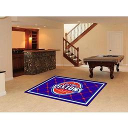 Click here to learn more about the Detroit Pistons Rug 5''x8''.