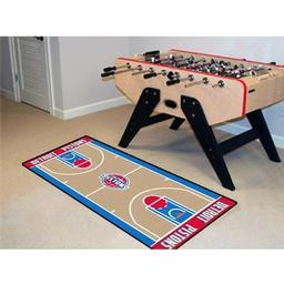 Click here to learn more about the Detroit Pistons NBA Court Runner 24x44.