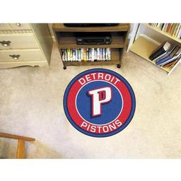 Click here to learn more about the Detroit Pistons Roundel Mat.
