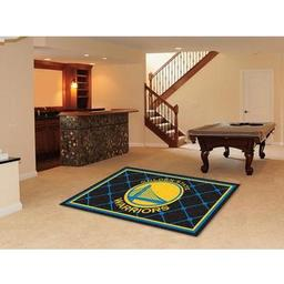 Click here to learn more about the Golden State Warriors Rug 5''x8''.