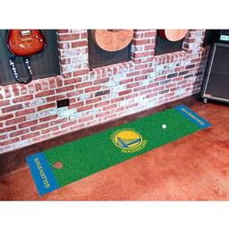 Click here to learn more about the Golden State Warriors Putting Green Runner.
