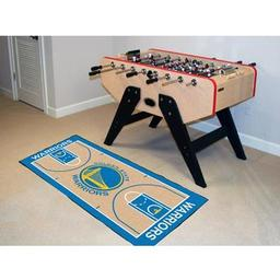 Click here to learn more about the Golden State Warriors NBA Court Runner 24x44.